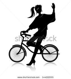 Women shake hands from bike.jpg